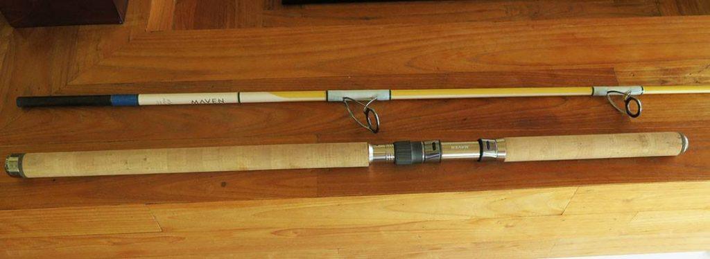 MAVEN PE6-8 Stickbait Rod