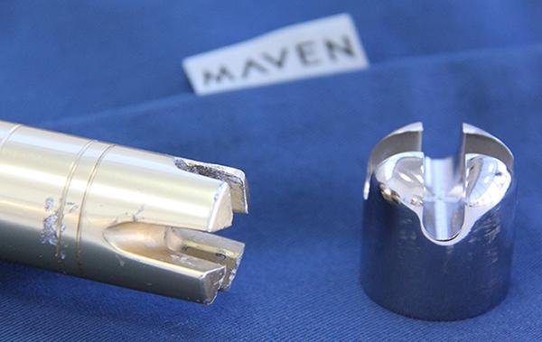 MAVEN Titanium Gimbal