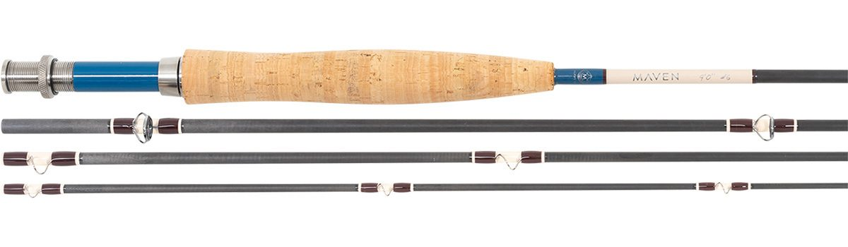 Maven Mission Fly Rod