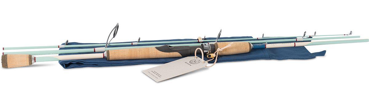 "MAVEN Gulf Spinning Rod 7'0"" 3pc | Sea Foam"