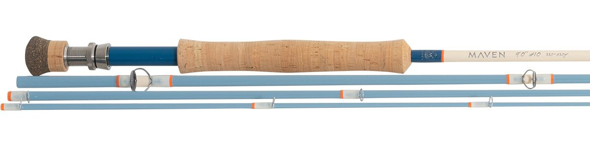 """Maven Mission Saltwater Fly 9'0"""" #10"""
